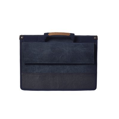 Basil Urban Fold Messenger - blue