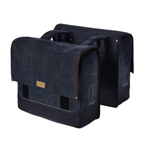 Urban Fold Double Bag - Blauw