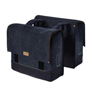 Urban Fold Double Bag - Blue