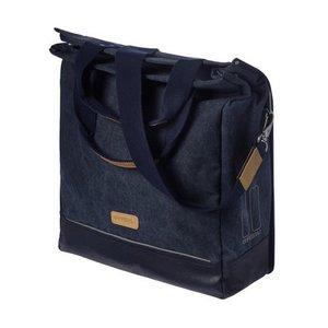 Urban Fold Cross Body Bag - Blau