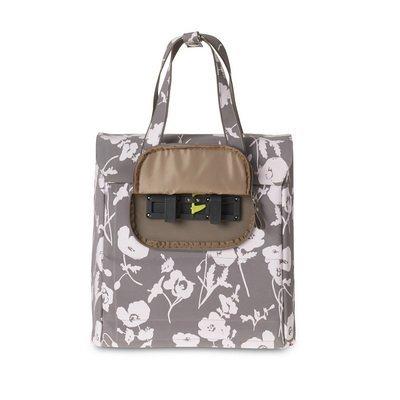 Basil Elegance Shopper - taupe/brown