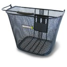 Basil Basimply - bicycle basket - black