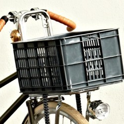Bicycle crates