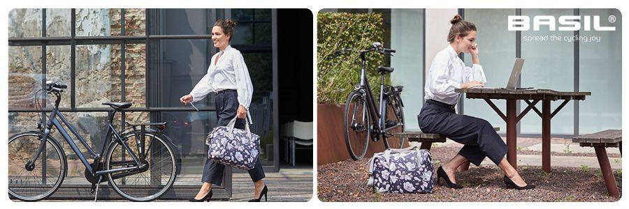 Hoe ontwerp je een vrouwenfietstas?