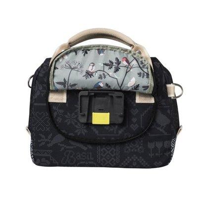 Basil Bohème - handelbar bag - 7L - charcoal