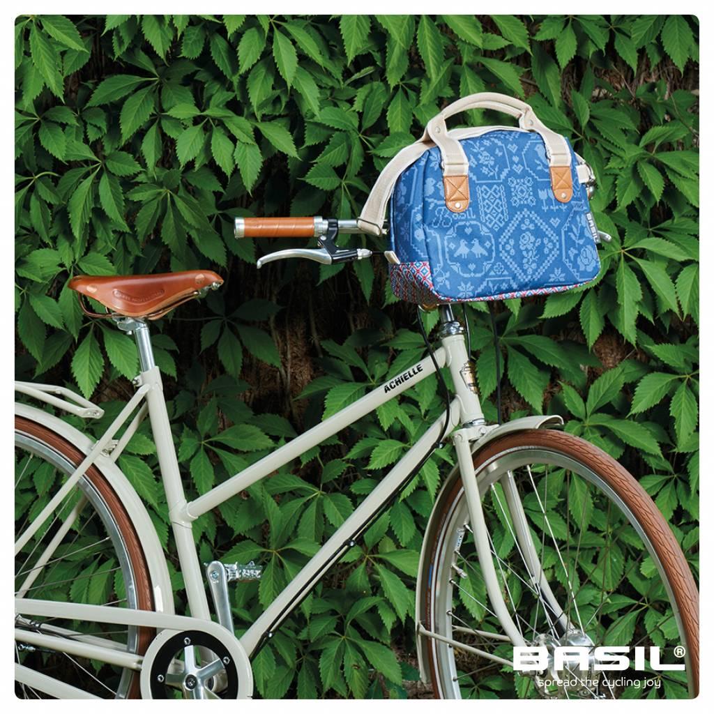 ... Basil Boheme City Bag - handlebar bag - bicycle shoulder bag - 7L- blue eef5175463fb3