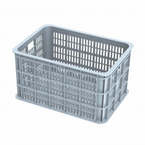 Crate L - Bicycle Crate - Lightblue