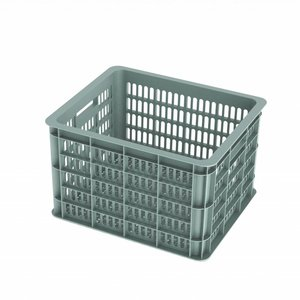 Crate M - bicycle Crate - green