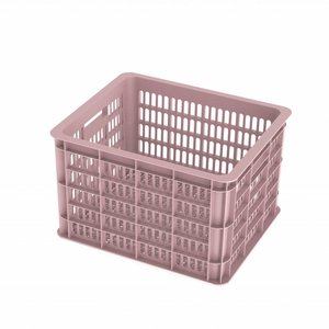 Basil Crate M - bicycle crate -  33L - faded blossom