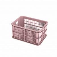 Crate S - Fahrradkasten - Rosa