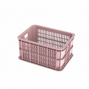 Crate S - Fietskrat - Roze