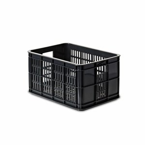 Crate S - Bicycle Crate - Black
