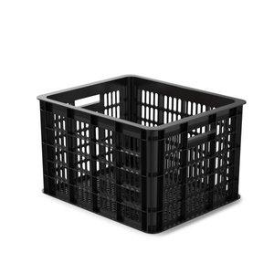 Basil Crate M - fietskrat - 33L - zwart