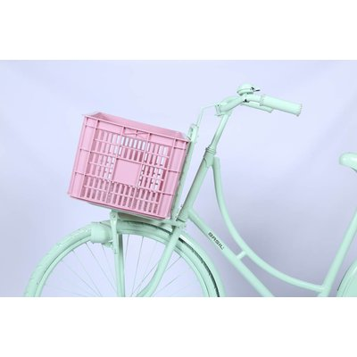 Basil Crate L - Fahrradkiste -  50L - faded blossom