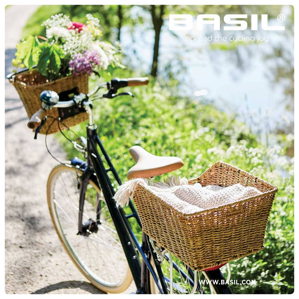 Basil Fahrradkorb Cento Montageanleitung Fahrradkorb Korb Fuer