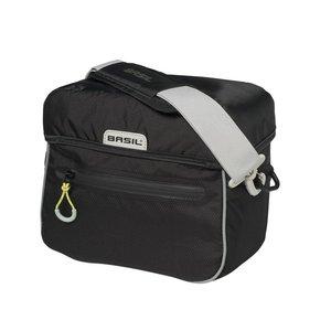 Miles Handlebar Bag KF – Schwarz
