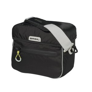 Miles Handlebar Bag KF – Zwart
