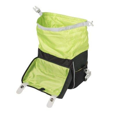 Basil Miles Handlebar Bag KF - Handlebar Bag - Black
