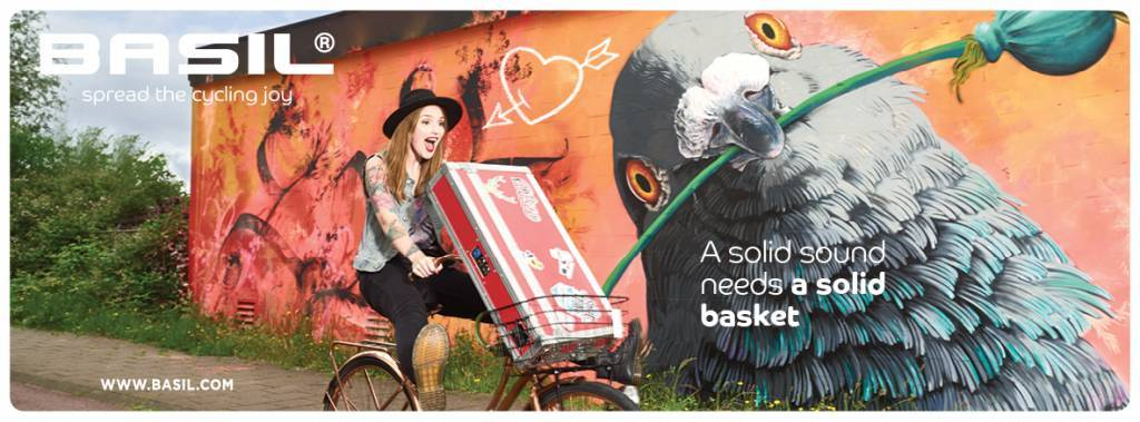 7 great benefits of the Basil Robin bicycle basket