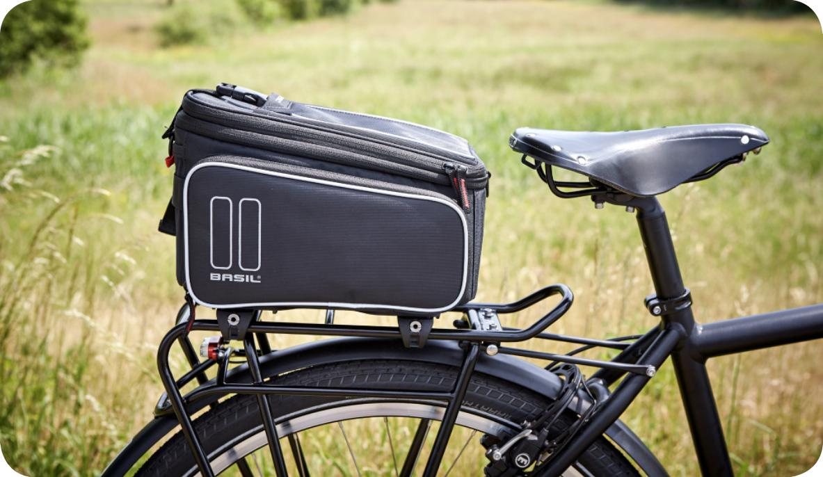 Sport design bagagedragertas