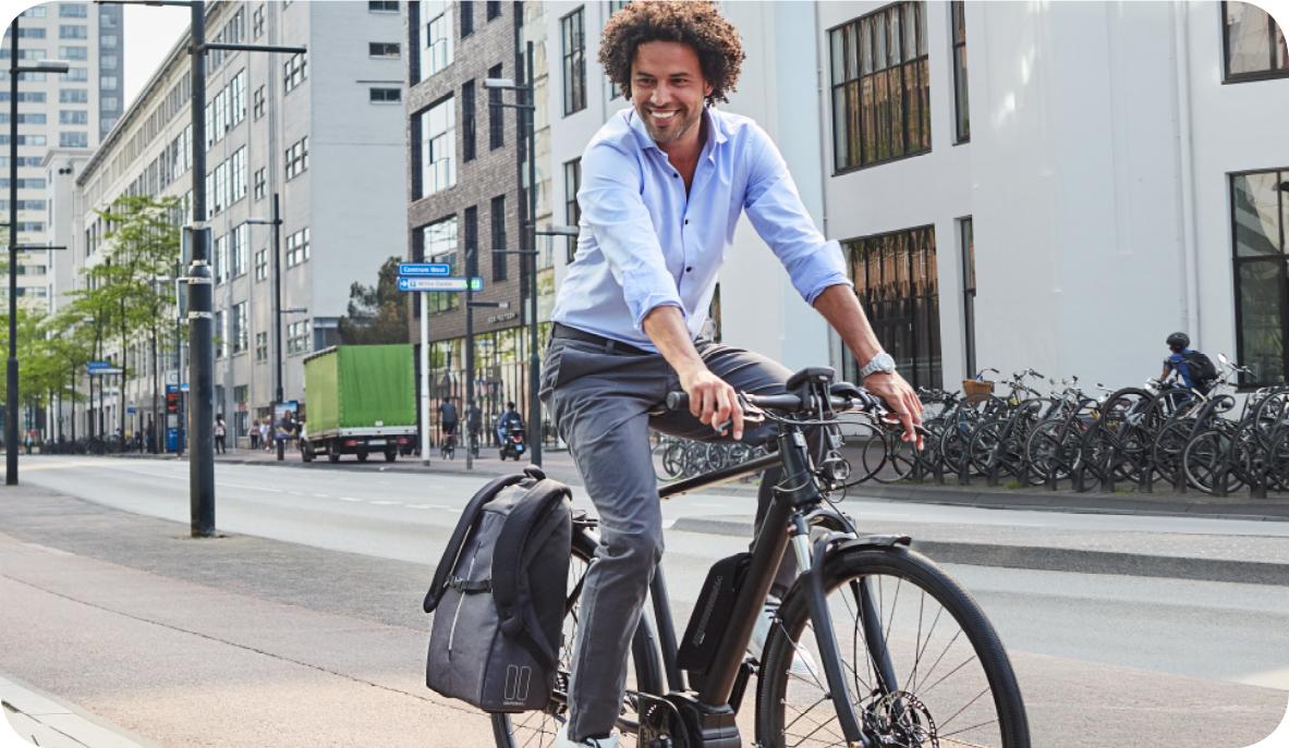 be safe fietsrugzak