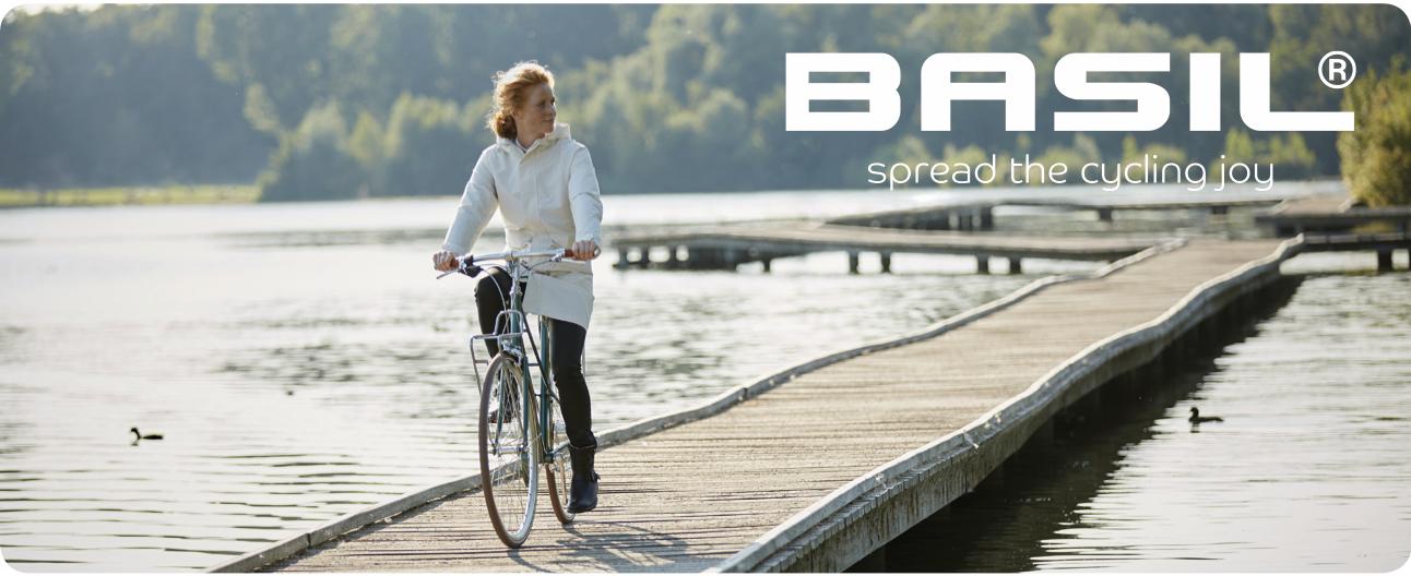 Basil lanceert innovatieve en stijlvolle fietsregenkleding