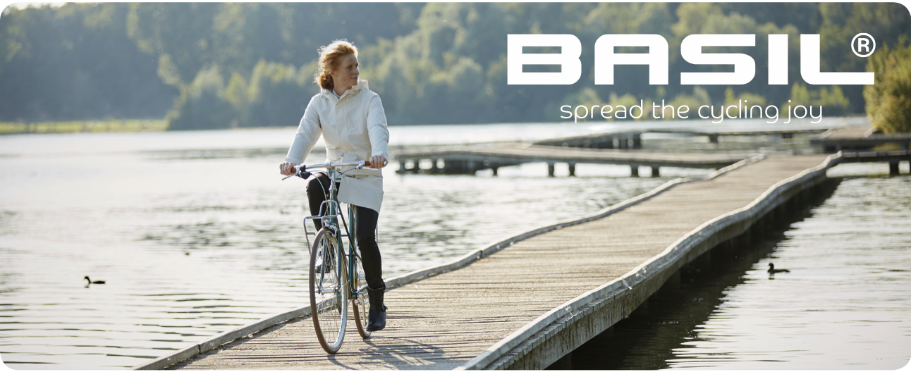 Basil launches innovative and stylish bicycle rainwear range