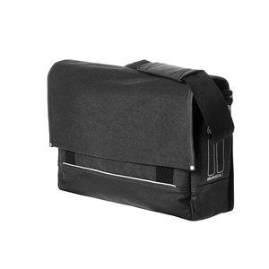 Urban Fold Messenger Bag - Schwarz