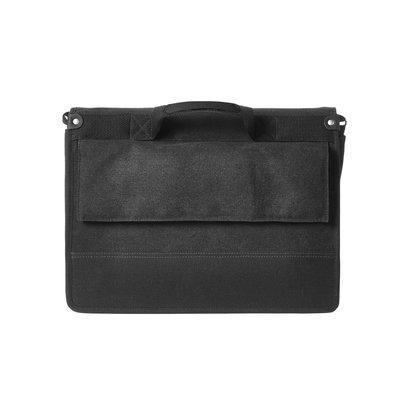 Basil Urban Fold Messenger - fietstas - zwart