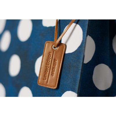 Basil Mirte Shopper - limited edition - 16L - Indigo Blue