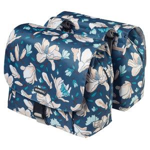 Magnolia S Double Bag - Blau