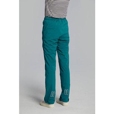 Basil Skane bicycle rain pants - women - groen
