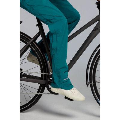 Basil Skane fietsregenbroek - dames - groen
