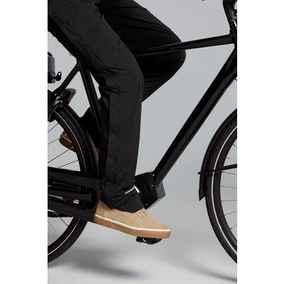 Basil Skane fietsregenbroek -  heren - zwart