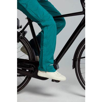 Basil Skane fietsregenbroek -  heren - groen