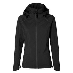 Skane rain jacket - black