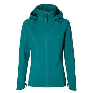 Basil Skane bicycle rain jacket - women - green