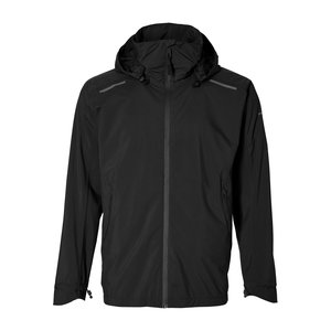 Basil Skane bicycle rain jacket - men - black