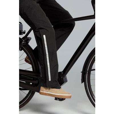 Basil Mosse fietsregenbroek - heren - zwart