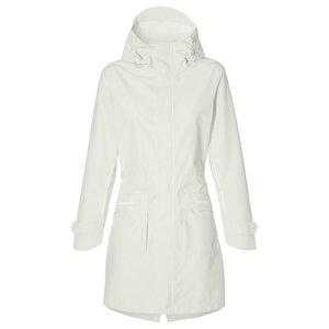 Mosse rain parka - white