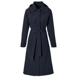 Mosse rain trenchcoat - blue