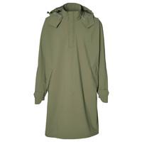 Mosse rain poncho - green
