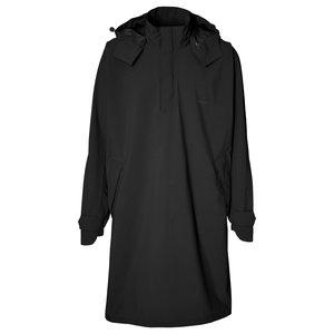 Mosse rain poncho - black