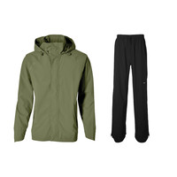 Hoga rain suit - green