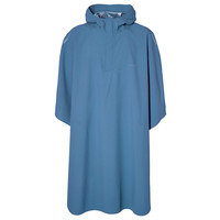 Hoga rain poncho - blue