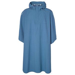 Hoga rain poncho - blue.