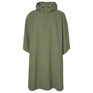 Hoga rain poncho - green