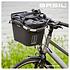 Basil Classic Carry All KF - Fahrradkorb – vorne - schwarz
