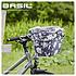 Basil Magnolia Carry All KF – fietsmand – voorop - donkerblauw