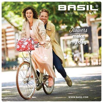 Basil Magnolia - city stuurtas - 7 liter - pastel powders